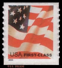 3622 (CF1) Postal Counterfeit Nondenominated First Class Flag (37c) MNH -Buy Now