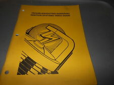 OEM Factory Kawasaki Troubleshooting Ignition System Video Guide 6chpts.