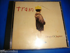 TRAIN cd DROPS OF JUPITER free US shipping