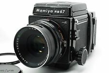 """""""Excellent+++"""" Mamiya RB67 Pro S w/127mm Lens 120 Film Back From Japan #265"""