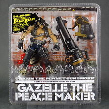 Kaiyodo TRIGUN Gazelle The Peace Maker figure