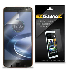 2X EZguardz Screen Protector Cover 2X For Motorola Moto Z Droid Force
