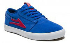 Lakai Griffin Royal Blue Suede Boys Trainers sneakers size UK13 / US1 / EUR32