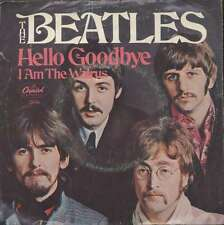 "THE BEATLES Hello Goodbye/I am the Walrus US SP 45 7"" CAPITOL 2056"