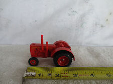 ERTL 1/43 DIECAST CASE 500 FARM TOY TRACTOR 1985 TOY FARMER