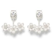 Celebrity Style Jewelry~Stud Earrings 925 Sterling Silvers Needle Made In Korea