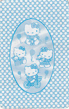 *Genuine Swap / Playing Card- 1 SINGLE  MINIATURE - HELLO KITTY