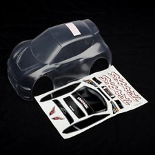 Traxxas 7311 Clear Body w/ Decals Rally Mustang Ford Fiesta