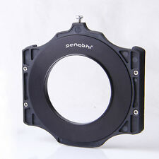 Square Filter Holder Φ100mm + 77mm Ring Adapter for Cokin Z Series System
