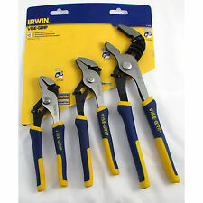 Vise-Grip Groove Joint Pliers Set, 3-Piece - IRWIN Tools - 1773638
