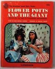 Flower Potts and the Giant Adventure Island Story Books John Michael Howson 1969