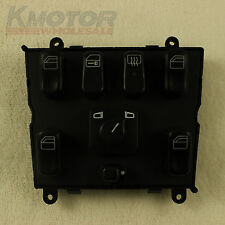 NEW FOR MERCEDES W163 ML B ML320 ML270 POWER WINDOW SWITCH CONSOLE 1638206610