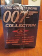 James Bond 007 Collection Special Edition 7 DVD Boxed Set BRAND NEW