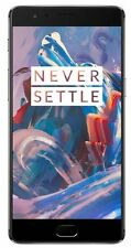 OnePlus 3 | One Plus 3 (Graphite, 64GB) with Manufacturer Warranty