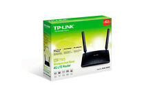 TP-LINK Archer MR200 AC750 Dual Band Wireless AC WiFi 4G Sim Card LTE Router