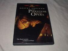 The Phantom of the Opera (1989) DVD Robert Englund Jill Schoelen Horror