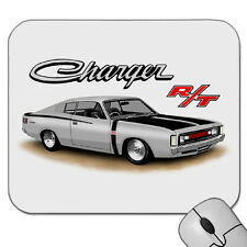 VALIANT  VH  R/T CHARGER  265  HEMI      MOUSE PAD   MOUSE MAT