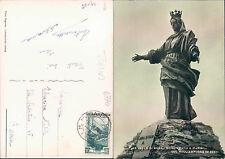 VALLE DI SUSA - MONUM. A MARIA SUL ROCCIAMELONE m. 3537      (rif.fg.6770)