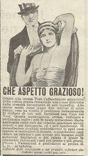 W8049 Crema VEET - Che aspetto grazioso - Pubblicità 1926 - Advertising