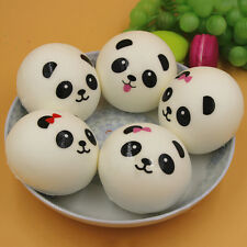 10cm Jumbo Squishy Cute Panda Charms Buns Cell Phone Charm Pendant Bag Strap