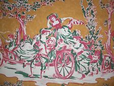 Gaston Y Daniela Fabric MONTALCINO II Toile Design SOLD BY THE YARD