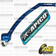 Apico Blue Kick Start Kick Starter Lever Pedal For Yamaha YZF 250 2010-2017 New