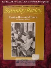 Saturday Review February 13 1971 HENRI CARTIER-BRESSON HENRY STEELE COMMAGER