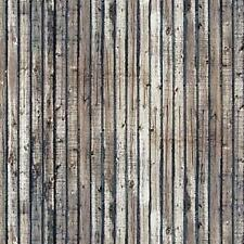 Busch 7420 NEW WEATHERED TIMBER PLANKS  2 X CARD SHEETS EA 210X148MM