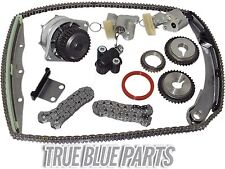 Timing Chain Water Pump Kit Fits 04-09 Nissan Quest Max Altima 3.5 DOHC VQ35DE G