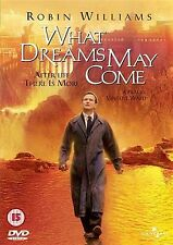 What Dreams May Come Annabella Sciorra, Cuba Gooding Jr., Rosalind NEW UK R2 DVD