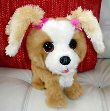 Furreal Friends Jumping Barking Puppy Dog Interactive Plush Toy