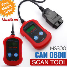 MaxiScan MS300 Diagnostic Scan Tool Code Reader CAN OBD2 OBD scanner