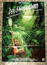 SMARAGDWALD / Emerald Forest * BOORMAN - A1-Filmposter -German 1-Sheet 1985