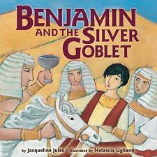 Benjamin and the Silver Goblet-ExLibrary