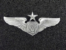 *(A2-038) US Air Force Senior Officer Air Crew Wing Abzeichen