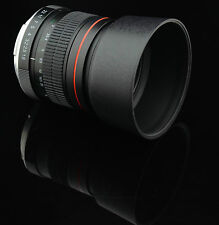 85mm f/1.8 Portrait Lens for Nikon D90 D80 D70 D7100 D7000 D800 D700 D5100 D5000