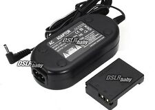 ACK-DC80 AC Power Adapter for Canon Powershot SX10 SX40HS G1X