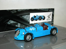 Minichamps, 1946 Delage D6 Grand Prix #46, Mullin Museum Collection, 1/43
