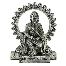 Lugh Statue | Silver Finish | Dryad Designs | Celtic God Wiccan Wicca Pagan
