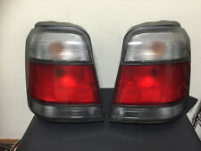 JDM 97-02 Subaru Forester SF5 STI Tail Lights Taillights Lamps OEM