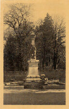 CLAIRVAUX le monument aux morts