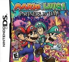 Mario & Luigi: Partners In Time - Nintendo DS Game Complete