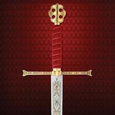 "The Catholic Kings 48"" Sword by Marto of Spain Collectible"