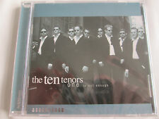 The Ten Tenors - One Is Not Enough [ECD] (2002)  CD  NEW/SEALED  SPEEDYPOST