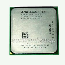New AMD ATHLON64 3200+ CPU SOCKET 754 ADA3200AIO4BX #O3