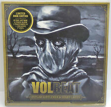 "Volbeat Outlaw Gentlemen & Shady Ladies LIMITED Book Edition CD + 7"" Vinyl LP"