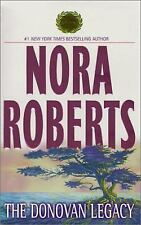 The Donovan Legacy: Captivated/ Entranced/ Charmed Roberts, Nora Paperback