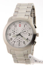 Victorinox Swiss Army 26050.CB Chronograph & Date Stainless Mens Watch