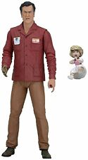 NECA Ash vs Evil Dead Scale Series 1 Ash Value Stop Action Figure, 7""
