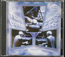 "FRANCO D'ANDREA ""BLUES ON MY MIND""  CD"